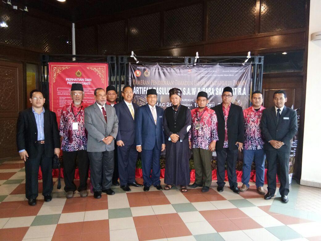 Perasmian oleh MB Kedah